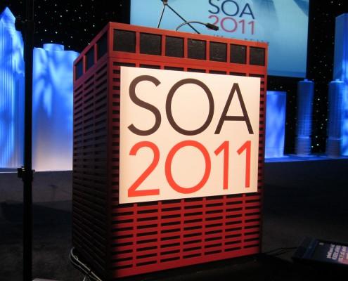SOA corporate event 2011